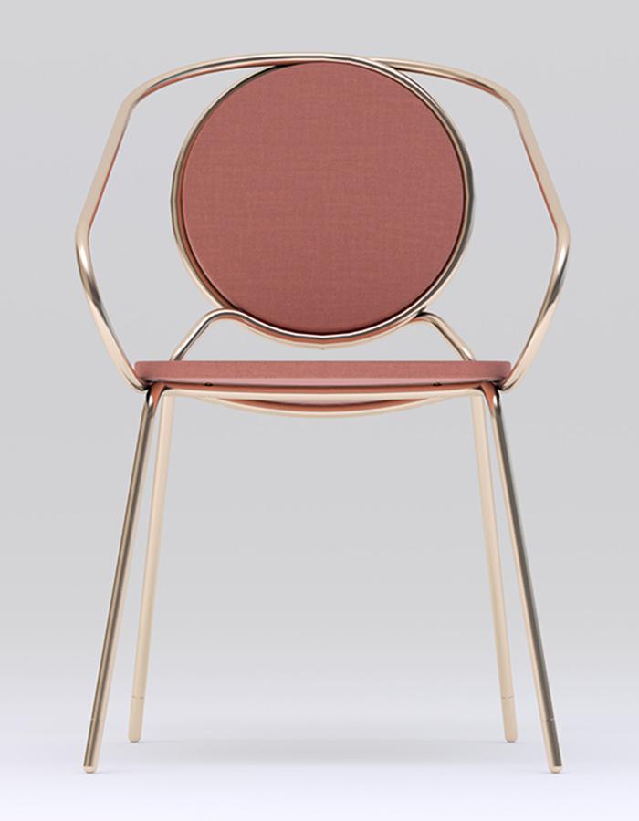 1 rak stoel
